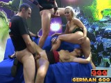 Licky Lex & Nicky Dream Legends in Sperm land