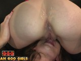 Annie and Sarah sperm hunting - Part 1