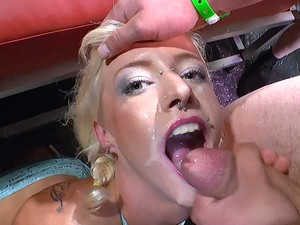 Lucie in Sperm Frenzy